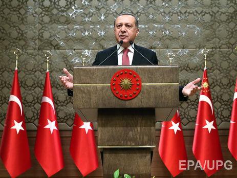 Эрдоган: войска Турции непокинут Кипр