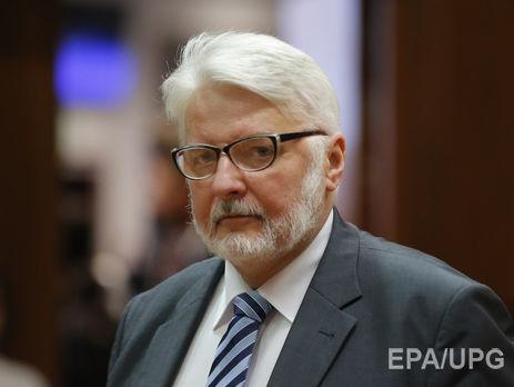 Варшава желает улучшить отношения сМосквой— руководитель МИД Польши