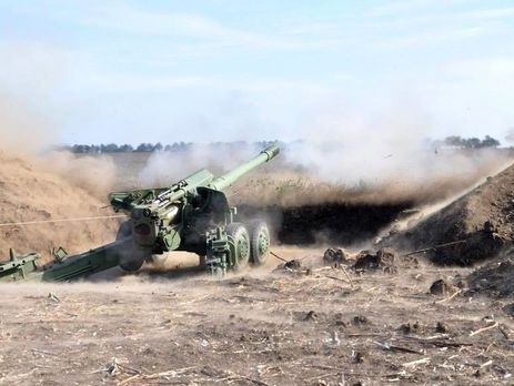 Боевики два раза атаковали силы АТО под Мариуполем ипонесли потери