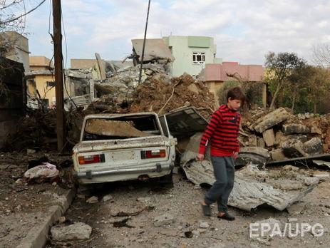 Исламские боевики изэкстремистской группировки взорвали все переправы через Тигр вМосуле