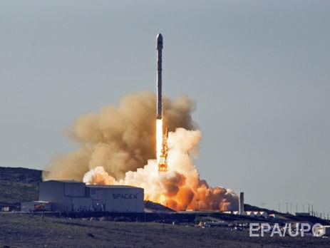 Первый в 2018 году запуск SpaceX оказался провальным