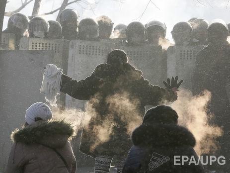 РФ требует освободить экс-сотрудников подразделения «Беркут»,