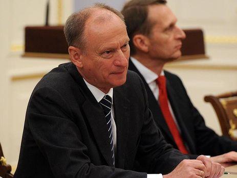 Патрушев объявил одоказательствах сотрудничества стран стеррористами