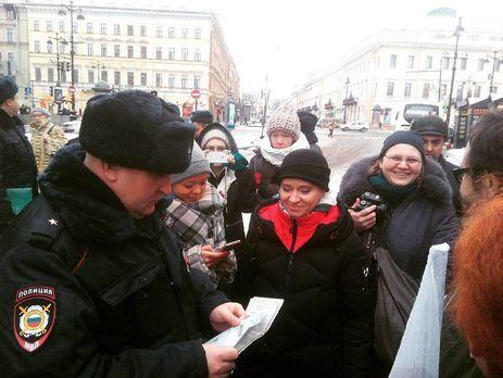 Милиция пресекла «суицид» артистки Театра.doc впроцессе спектакля