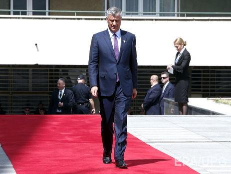 ВКосово сообщили онамерении Сербии захватить часть региона