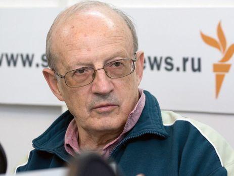 """По словам Пионтковского, """"основное бешеное желание Кремля снять санкции"""""""