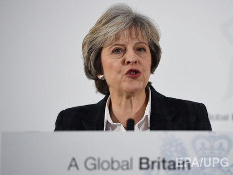 Англия  будет стремиться к«мягкому» Brexit