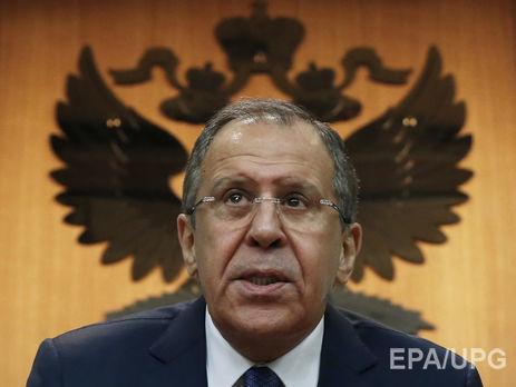 Лавров: Мыготовы навооружение наблюдателей ОБСЕ