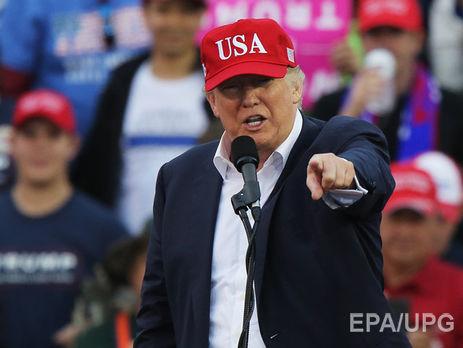Трамп планирует проводить вСША военные парады