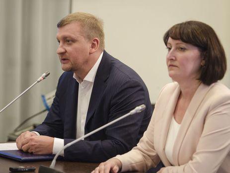 НАПК неучло замечания попроведению проверки деклараций— Минюст