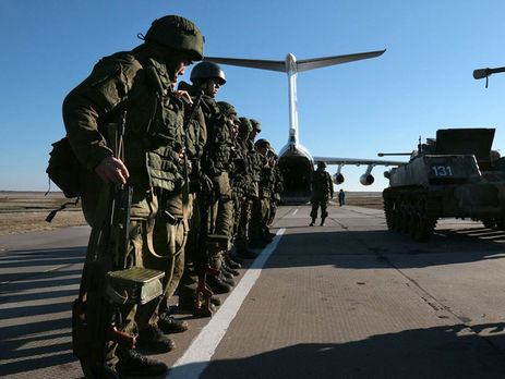 Генштаб: РФнарушила договоренности осилах вблизи границы