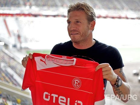 Андрей Воронин возглавил клуб германской 7-мой лиги