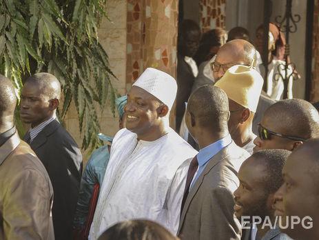 Войска Сенегала вторглись вГамбию