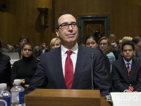 Кандидат напост руководителя министра финансов США: поддерживаю санкции противРФ на100%