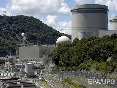 Наяпонской АЭС «Такахама» кран упал нахранилище сядерными отходами