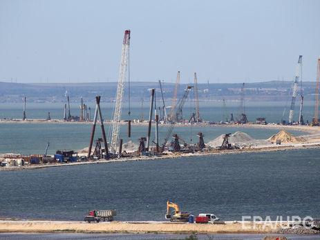 Минтранспорта нашло подрядчика для возведения подходов кКерченскому мосту