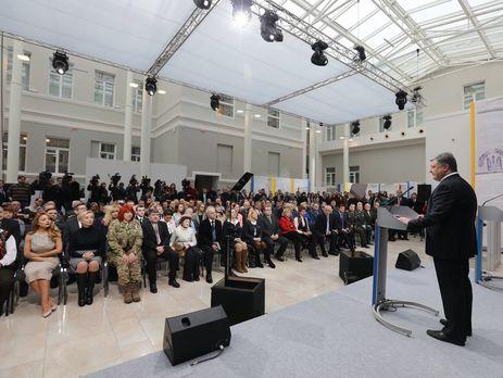 Порошенко обещал недопустить проведения досрочных выборов вУкраинском государстве