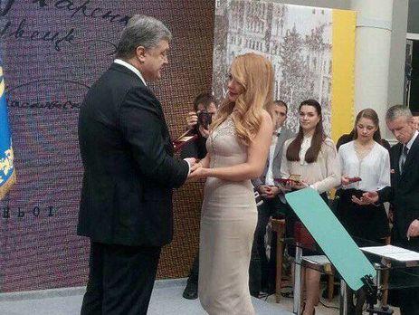 Тине Кароль присудили звание народной артистки государства Украины