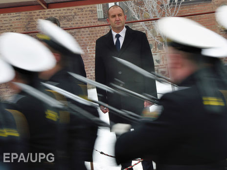 Избранный президент Болгарии Радев принес присягу наверность народу
