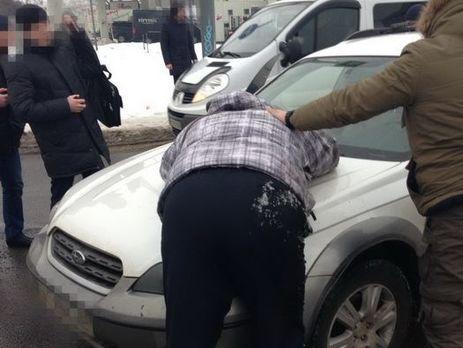 Контрразведчик СБУ вЛуцке добивался отпограничника 15тыс. грн взятки
