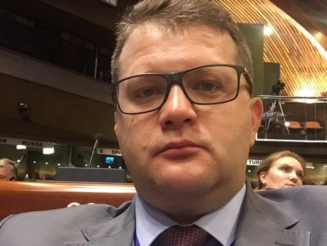 Народного депутата Логвинского выбрали напост вице-президента ПАСЕ