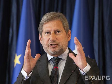 Решение побезвизу для государства Украины будет принято вближайшие месяцы— Хан
