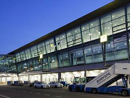 АМКУ: Аэропорт «Борисполь» оштрафовали на13 млн грн