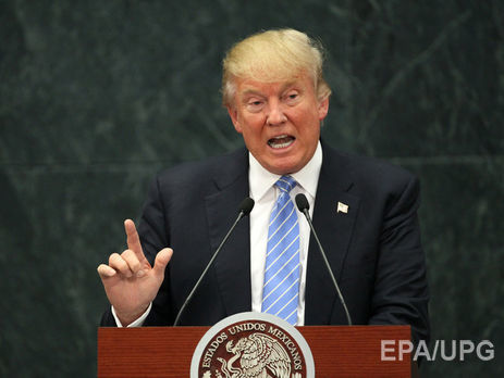 Сегодня Трамп запретит выдачу виз США в 6-ти государствах