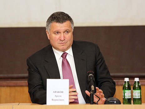 Аваков подаст вКабмин кандидатуру напост руководителя Нацполиции наследующей неделе