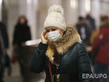 ВХарьковской области менее всего болеют гриппом