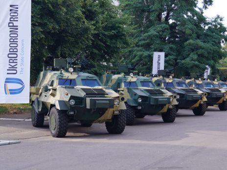 ВКиеве пожаловались нанехватку средств напроизводство танков