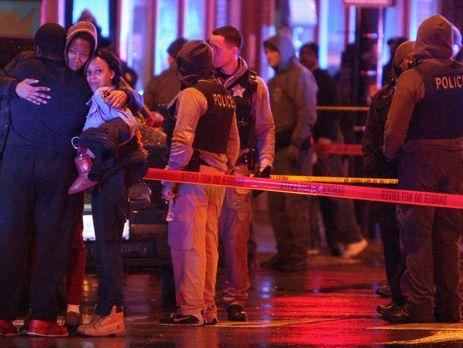 ВЧикаго шестеро ранены при стрельбе напохоронах