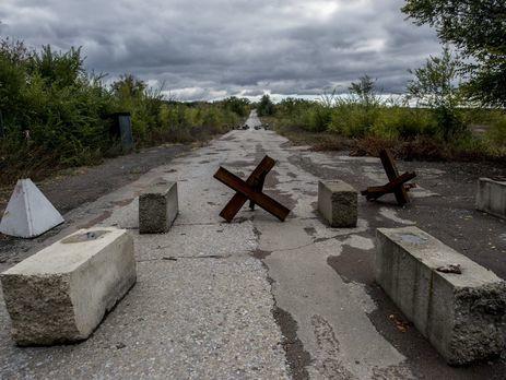 Сбоевиками обсудили проблему воды наДонбассе