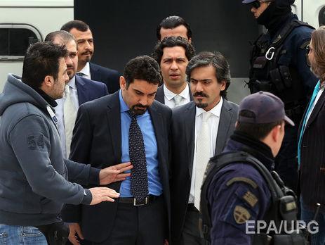 Верховный суд Греции вынес решение неэкстрадировать турецких солдат