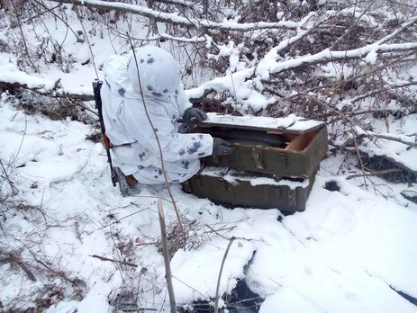 Враг применил на Донбассе минометы калибра 120 мм и гранатометы различных систем, с начала суток - без потерь, - пресс-центр ОС - Цензор.НЕТ 4161