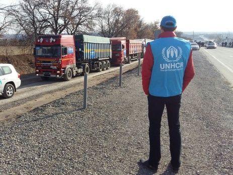 Боевики непустили гуманитарную миссию ООН наоккупированную территорию