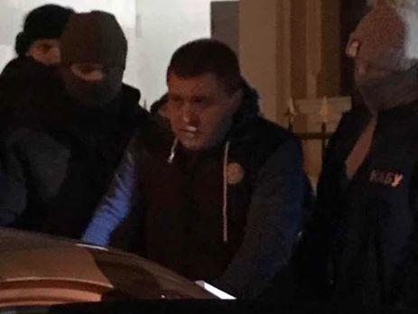 Судья Соломенского райсуда столицы Украины схвачен навзятке $22 тыс
