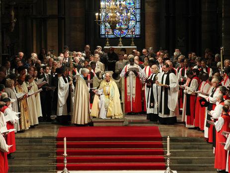 Англиканская церковь женщины гомосексуалисты