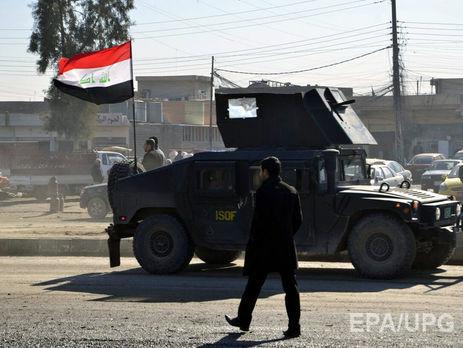 Иракские военные обнаружили иприт наскладеИГ вМосуле