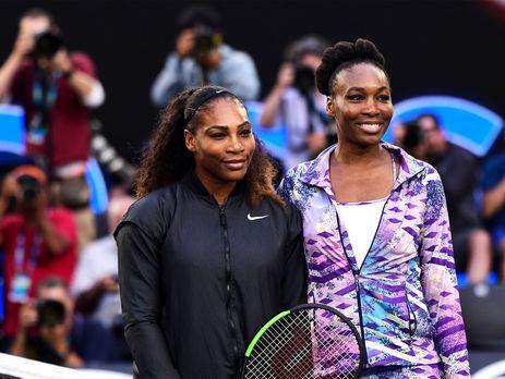 Серена Уильямс выиграла Australian Open
