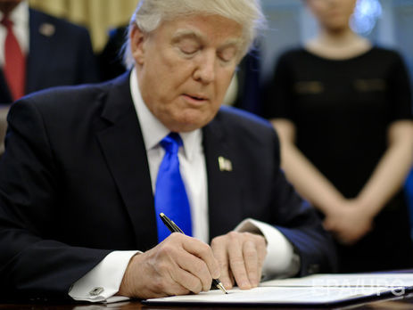 Иран запретит гражданам США заезд вответ нарешение Трампа