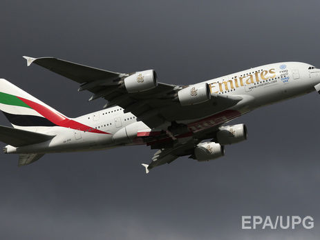 Авиакомпания Emirates изменила состав экипажей после указа Трампа
