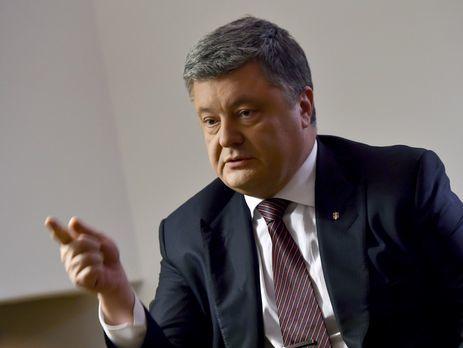 Порошенко пригласил Меркель вгосударство Украину
