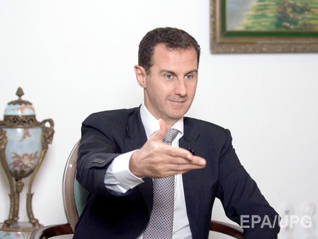 Сирийский президент Башар Асад находится вкритическом состоянии