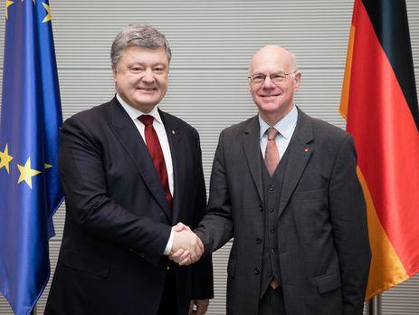 Меркель отметила напористость Украины вреформах: Все требования МВФ выполнены