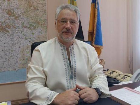П.Жебривский: Авдеевка сводой итеплом, в клинике установили электрогенератор