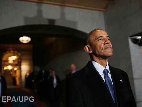 Обама порадовался'вовлеченности сообществ в политику