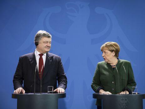 Порошенко предложил усилить санкции против Российской Федерации при несоблюдении минских договоров