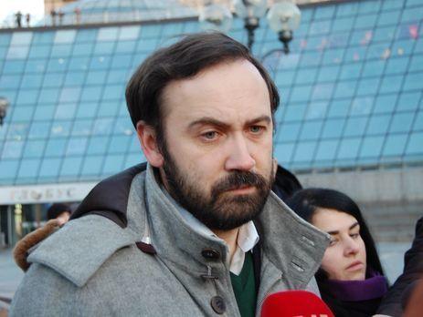 По словам Пономарева, сам он встречался с украинскими следователями много раз