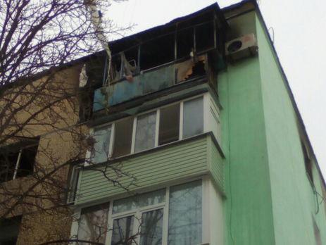 Отсильного взрыва баллона под Харьковом скончался четвертый человек